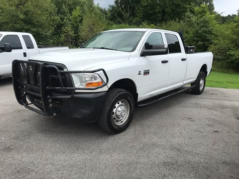 2012 RAM Ram Pickup 2500 for sale at Rickman Motor Company in Somerville TN