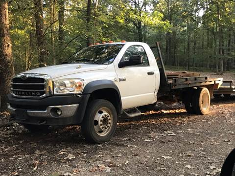 2008 RAM Ram Chassis 4500 for sale at Rickman Motor Company in Somerville TN