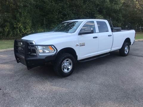 2013 RAM Ram Pickup 2500 for sale at Rickman Motor Company in Somerville TN