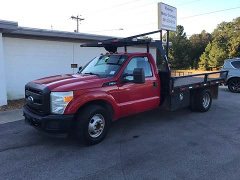 2011 Ford F-350 Super Duty for sale at Rickman Motor Company in Somerville TN