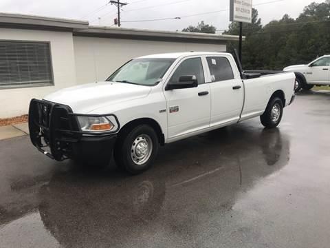 2012 RAM Ram Pickup 2500 for sale in Somerville, TN