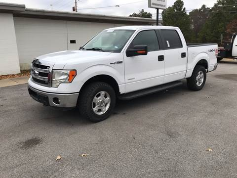 2014 Ford F-150 for sale at Rickman Motor Company in Somerville TN