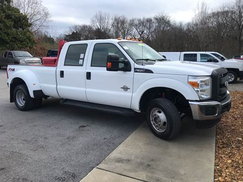 2015 Ford F-350 Super Duty for sale in Somerville, TN