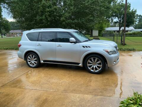 2011 Infiniti QX56 for sale at Rickman Motor Company in Somerville TN