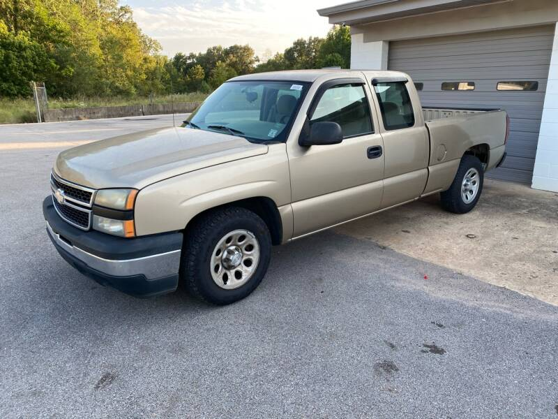 2006 Chevrolet Silverado 1500 for sale at Rickman Motor Company in Somerville TN