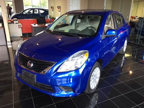 2013 Nissan Versa for sale in Baltimore, MD