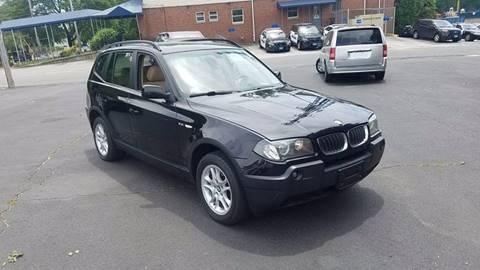 2005 BMW X3 for sale in Cumberland, RI