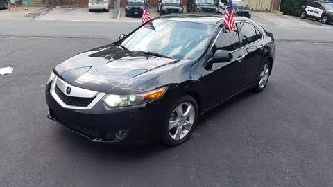 2009 Acura TSX for sale in Cumberland RI