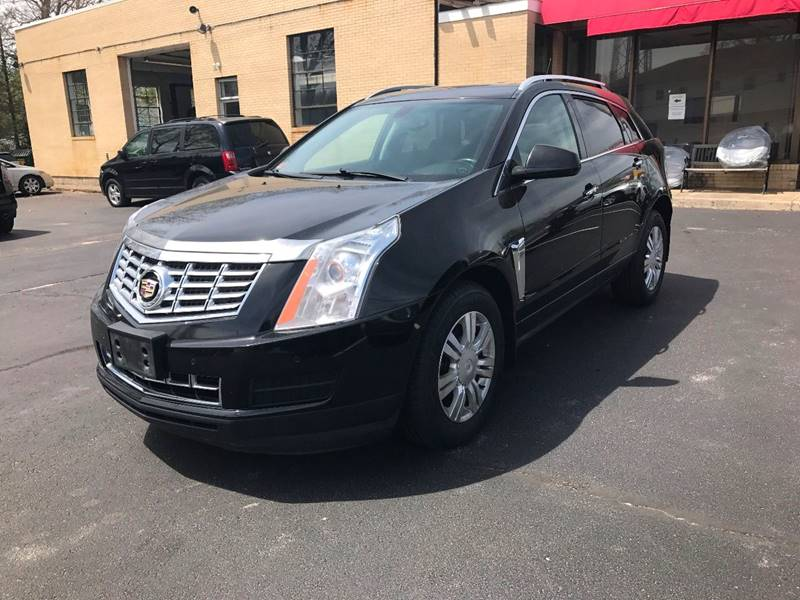 full cadillac premium suv awd benzoauto sale listings srx for