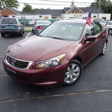 2010 Honda Accord for sale in Cumberland, RI