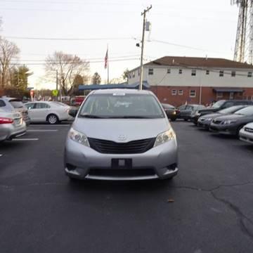 2011 Toyota Sienna for sale in Cumberland, RI