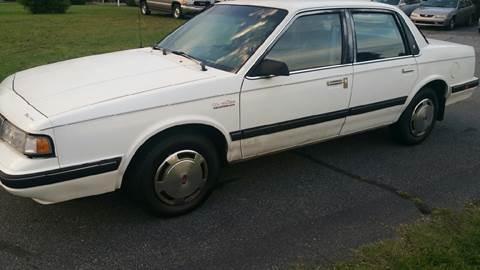 1991 Oldsmobile Cutlass Ciera for sale in Marietta, GA