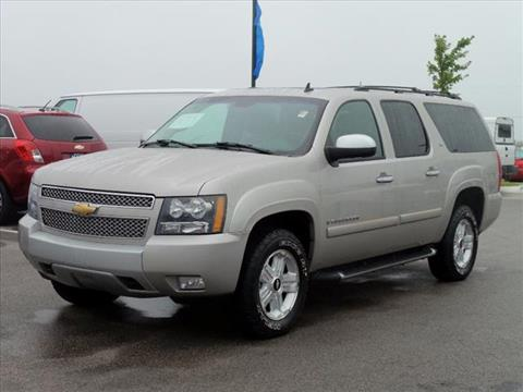 2007 Chevrolet Suburban for sale in Waukesha WI