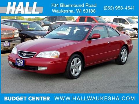 2001 Acura CL for sale in Waukesha WI