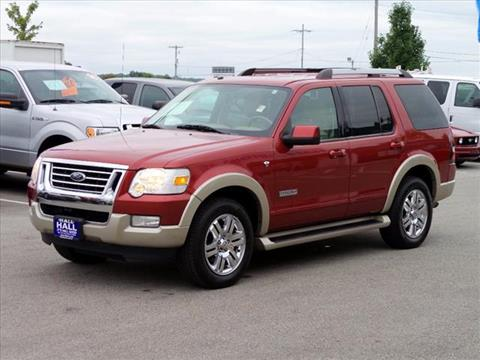 2007 Ford Explorer for sale in Waukesha WI