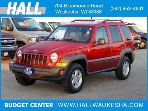 2007 Jeep Liberty for sale in Waukesha WI
