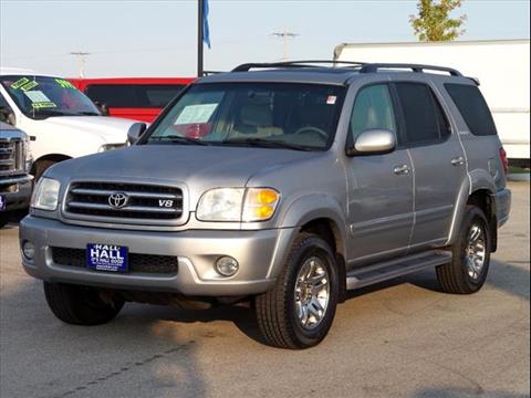2004 Toyota Sequoia for sale in Waukesha, WI
