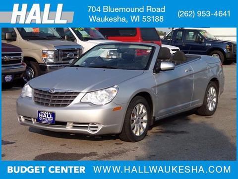 2010 Chrysler Sebring for sale in Waukesha WI