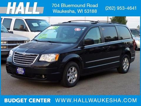 2010 Chrysler Town and Country for sale in Waukesha, WI