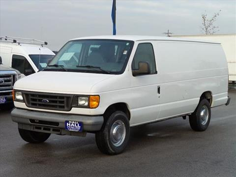 2005 Ford E-Series Cargo for sale in Waukesha, WI