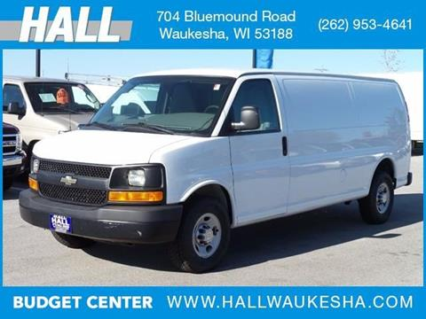 2011 Chevrolet Express Cargo for sale in Waukesha WI