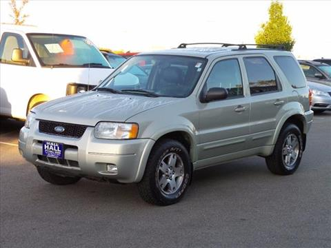 2004 Ford Escape for sale in Waukesha WI
