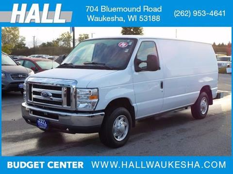 2014 Ford E-Series Cargo for sale in Waukesha WI