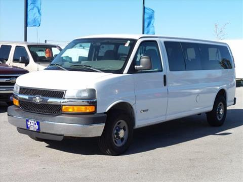 2005 Chevrolet Express Passenger for sale in Waukesha WI
