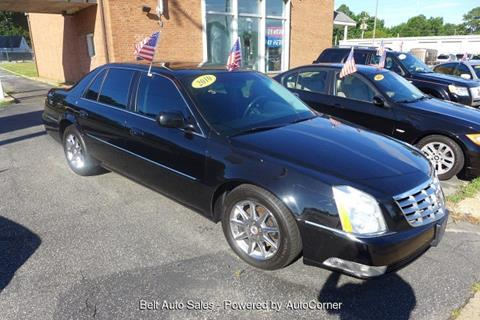 2010 Cadillac DTS Pro for sale in Richmond, VA