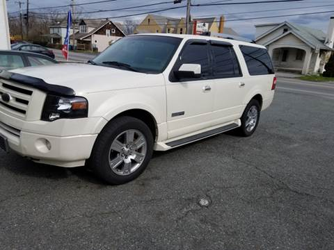 2008 Ford Expedition EL for sale in Toughkenamon, PA