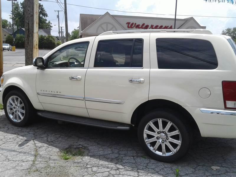 2007 Chrysler Aspen Limited In Fort Wayne In D N J Auto Sales Inc