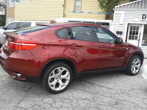 2008 Bmw X6 For Sale Carsforsale Com