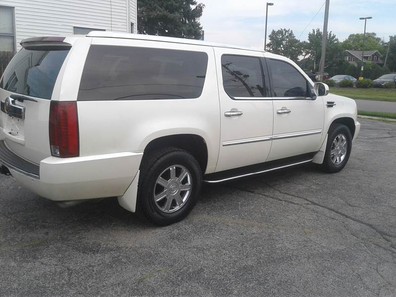 2007 Cadillac Escalade Esv In Fort Wayne In D N J Auto Sales Inc