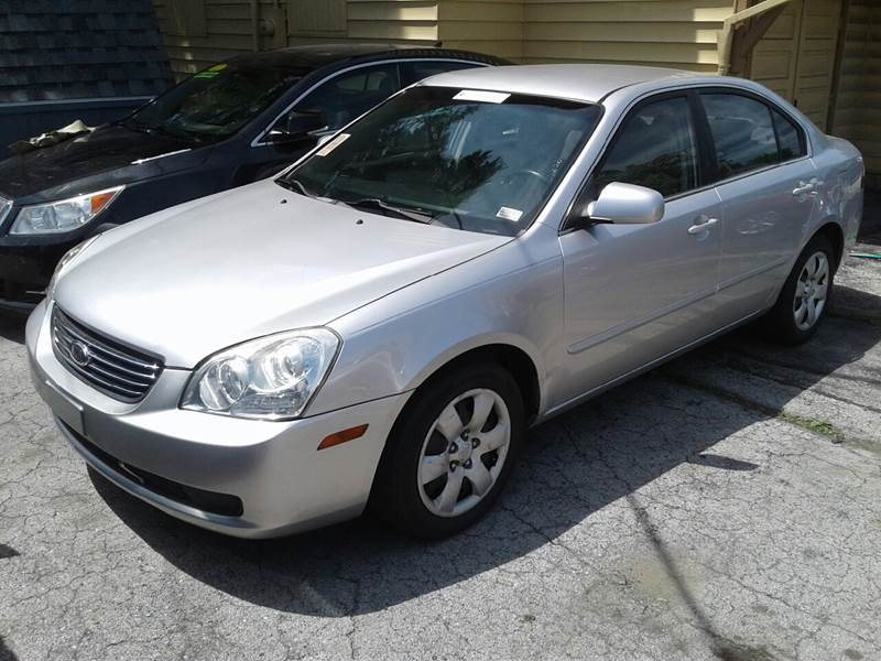 2008 Kia Optima For Sale At D  N  J Auto Sales Inc. In