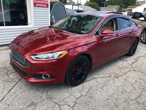 2014 Ford Fusion for sale in Fort Wayne, IN
