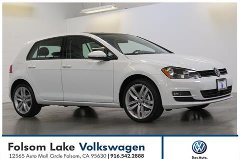 2017 Volkswagen Golf for sale in Folsom, CA