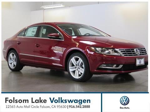 2017 Volkswagen CC for sale in Folsom, CA