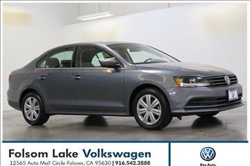 2017 Volkswagen Jetta for sale in Folsom, CA