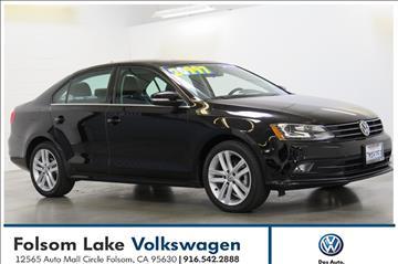2015 Volkswagen Jetta for sale in Folsom, CA
