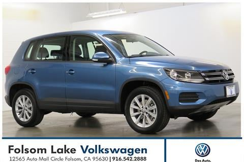 2017 Volkswagen Tiguan Limited for sale in Folsom, CA