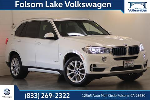2018 BMW X5 for sale in Folsom, CA