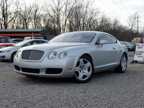 2005 Bentley Continental GT for sale in Carroll, OH