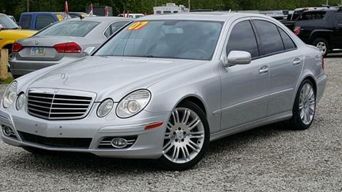 2007 Mercedes-Benz E-Class for sale in Carroll, OH