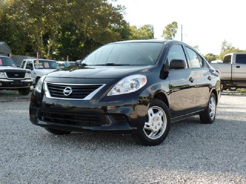 2014 Nissan Versa for sale in Carroll, OH
