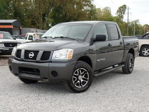 2005 Nissan Titan for sale in Carroll, OH