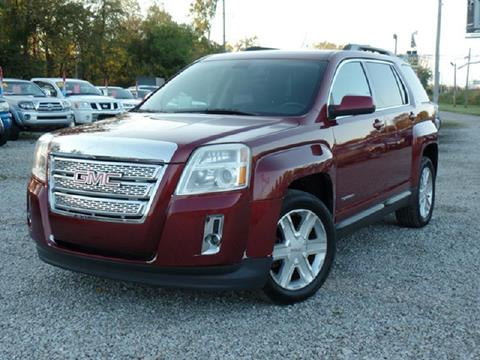 2011 GMC Terrain for sale in Carroll, OH