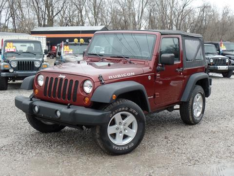 2007 Jeep Wrangler for sale in Carroll, OH