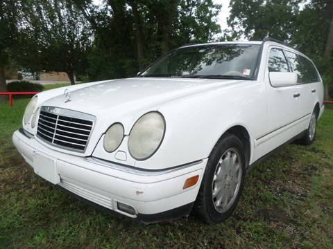 1998 Mercedes-Benz E-Class for sale in Baytown, TX