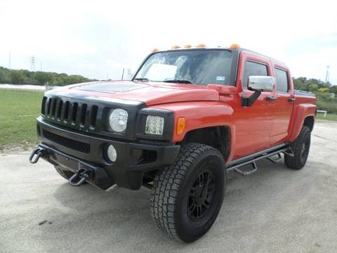 2009 HUMMER H3T for sale in Baytown, TX