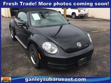 2015 Volkswagen Beetle for sale in Wickliffe, OH